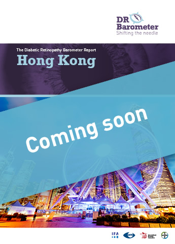 Cover page for the Hong Kong Study report, full report coming soon.