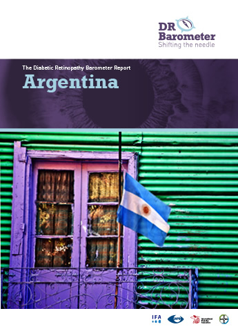 Cover page for Argentina Study Report. For accessible PDF version of full report click the image.