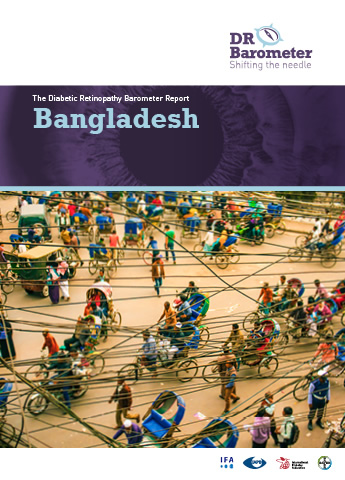 Cover page for Bangladesh Study Report. For accessible PDF version of full report click the image.