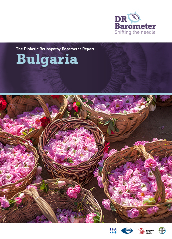 Cover page for Bulgaria Study Report. For accessible PDF version of full report click the image.