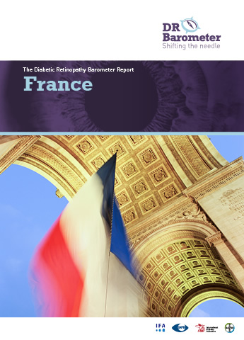 Cover page for France Study Report. For accessible PDF version of full report click the image.