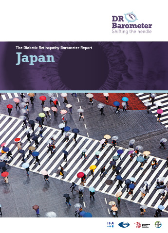 Cover page for Japan Study Report. For accessible PDF version of full report click the image.