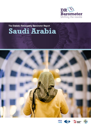 Cover page for Saudi Arabia Study Report. For accessible PDF version of full report click the image.
