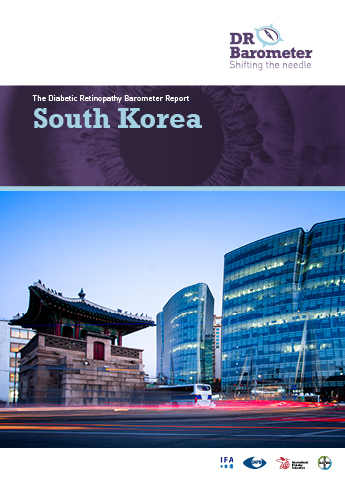 Cover page for South Korea Study Report. For accessible PDF version of full report click the image.