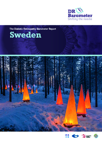 Cover page for Sweden Study Report. For accessible PDF version of full report click the image.