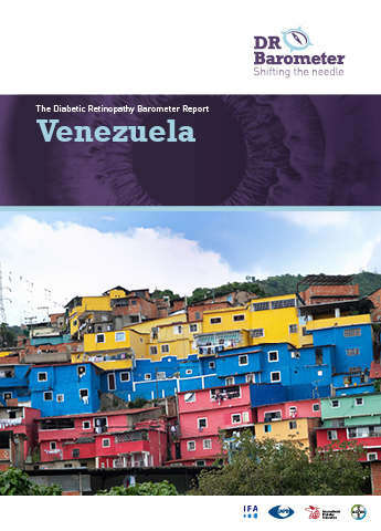 Cover page for Venezuela Study Report. For accessible PDF version of full report click the image.