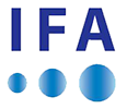 International Federation on Ageing logo